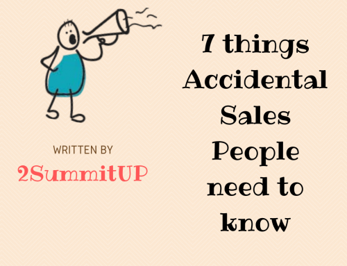 FREE mini audio book – 7 Things Accidental Sales People need to know..